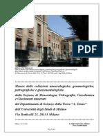 56942029 Museo Mineralogico Petrografico