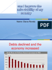 How Can I Improve the Economic Stability Of