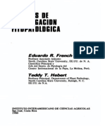 Metodos de Investigación Fitopatológica - French (Microbiología)