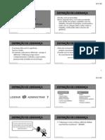 Slides 1 - COMPETÊNCIAS DE LIDERANÇA