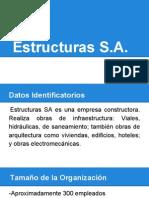 Estructuras s.a. Presentación