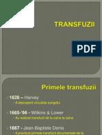 6. Transfuzii