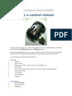 Rf Radio Control