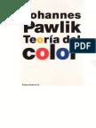 Pawlik Johannes Teoria Del Color