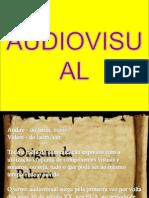 Apresentação RECURSOS AUDIOVISUAIS