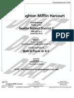 Seattle CP MIF K-5 10 Schools 5-15-14