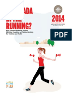 Is Canada in the Running? Active Healthy Kids Canada