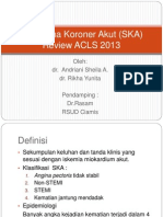 Sindroma Koroner Akut (SKA)