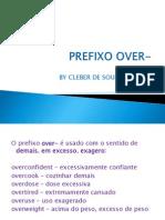 Prefixo over-