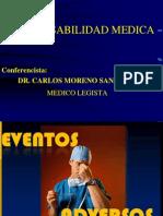 Exposicion Respomsabilidad Medica