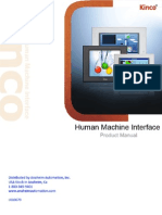 IHM L010679 - EV5000 User Manual