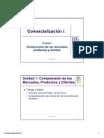 Comercializacion I - Modulo I