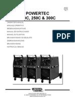powertec 250