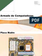 Armado Computadores