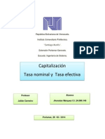 Ing Economica Capitalizacion