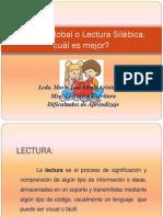Lectura Global o Lectura SiláBica, Cual Es