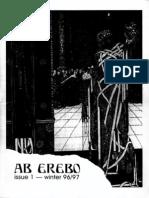 Ab Erebo #1 (1997)