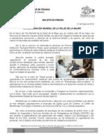 27/05/14 CONMEMORAN DÍA MUNDIAL DE LA SALUD DE LA MUJER