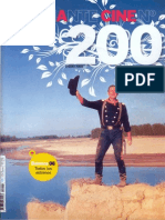 Nº 200 Revista EL AMANTE Cine