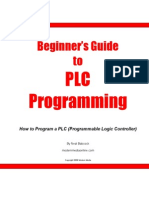 Beginner Guide to PLC