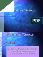 Tratamentos Termicos - Geral