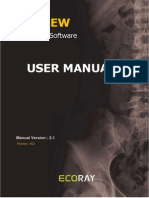 User Manual Ver.2.1 Rev.002 EcoView for HUMAN(ENG)-1
