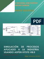 Manual Aspen Hysys v8.0 - Español