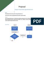 Proposal Pembuatan Website