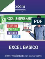 Brochure Xilexcom Excel Basico