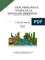 Definicio y Principio de La Educacion Ambiental