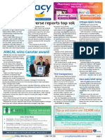 Pharmacy Daily for Fri 30 May 2014 - TGA adverse reports top 10K, PPA calls for Award hike, NZ Guild hails stability, Events Calendar and much more
