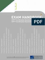 CFP AFP Exam Handbook Eng 20110627