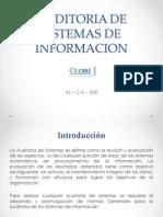Clase Auditoria Sistema AI - CA - 400