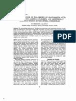 Alloway (1979)- Raiding behaviour of two species of slavemaking ants_ Harpagoxenus americanus and Leptothorax duloticus.pdf