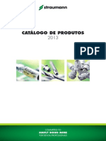 Straumann Brasil - Catálogo de Produtos 2013