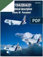 A319-A320-A321 Technical Description Volume 3B Powerplant