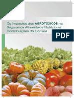 Caderno Da Mesa de Controversias Sobre Agrotoxicos