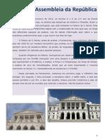 Relatório - Parlamento - Rafaela e Cátia Fonseca 11ºE