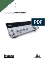 IONIXU42S Manual-Spanish Original