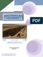 Rolan Tesillo Informe Del Entubado Del Canal Uchusuma