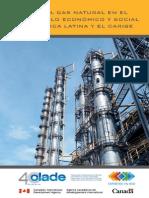Gas Natural en America Latina. Reservas
