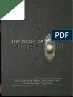 Book of Mormon - Libretto