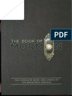 Book of Mormon - Libretto