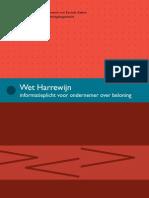 Wet Harrewijn (SZW 2006)