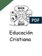 Educacion Cristiana. Apoyo