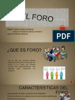 EL FORO (2)