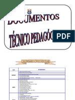 Documentos Técnico Pedagógicos