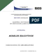 Antologia de Modelos Educativos
