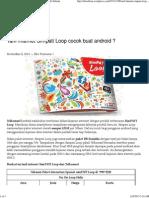Tarif internet Simpati Loop cocok buat android.pdf