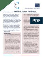 Education Vital Social Mobility Tcm8 20069